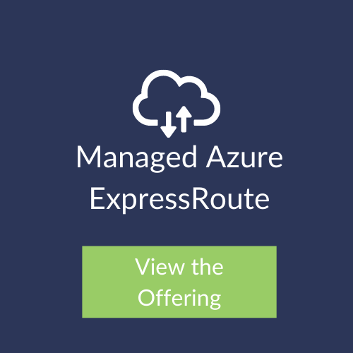 Managed Azure ExpressRoute Offering