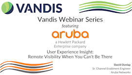 Aruba Networks User Experience Insight