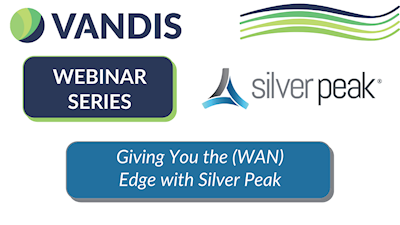 Giving You the WAN Edge with Silver Peak