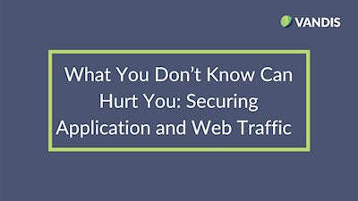 What You Don't Know Can Hurt You: Securing Application and Web Traffic